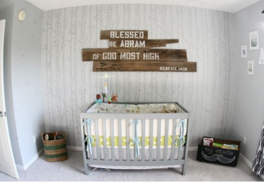 Peculiar Where The Wild Things Are Themed Nursery Design Kidsomania