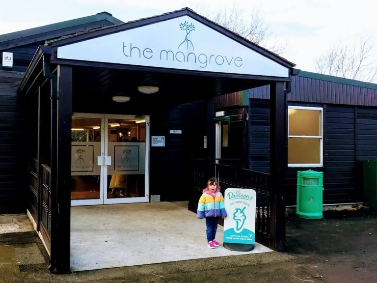 The Mangrove Cafe