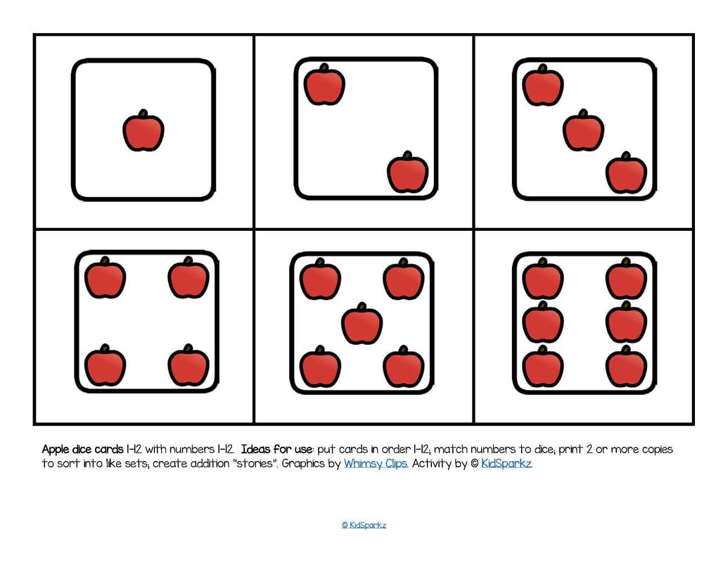 Apples Preschool Theme Activities