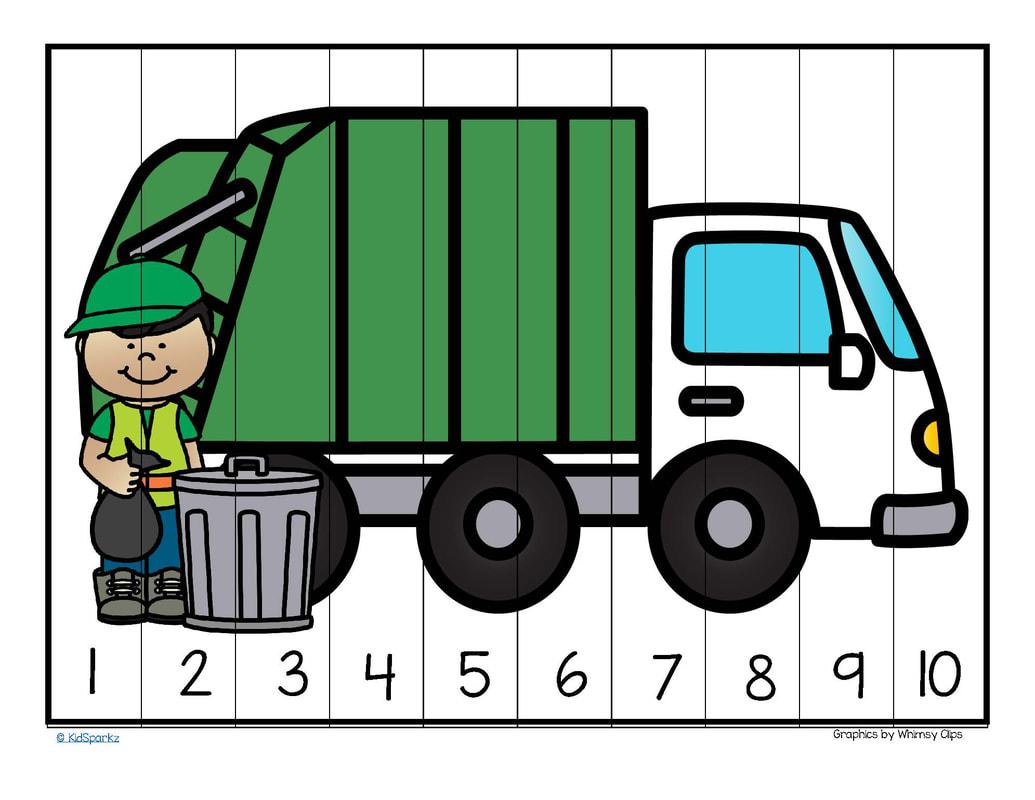 Community Helpers Theme Activities And Printables For Preschool And Kindergarten