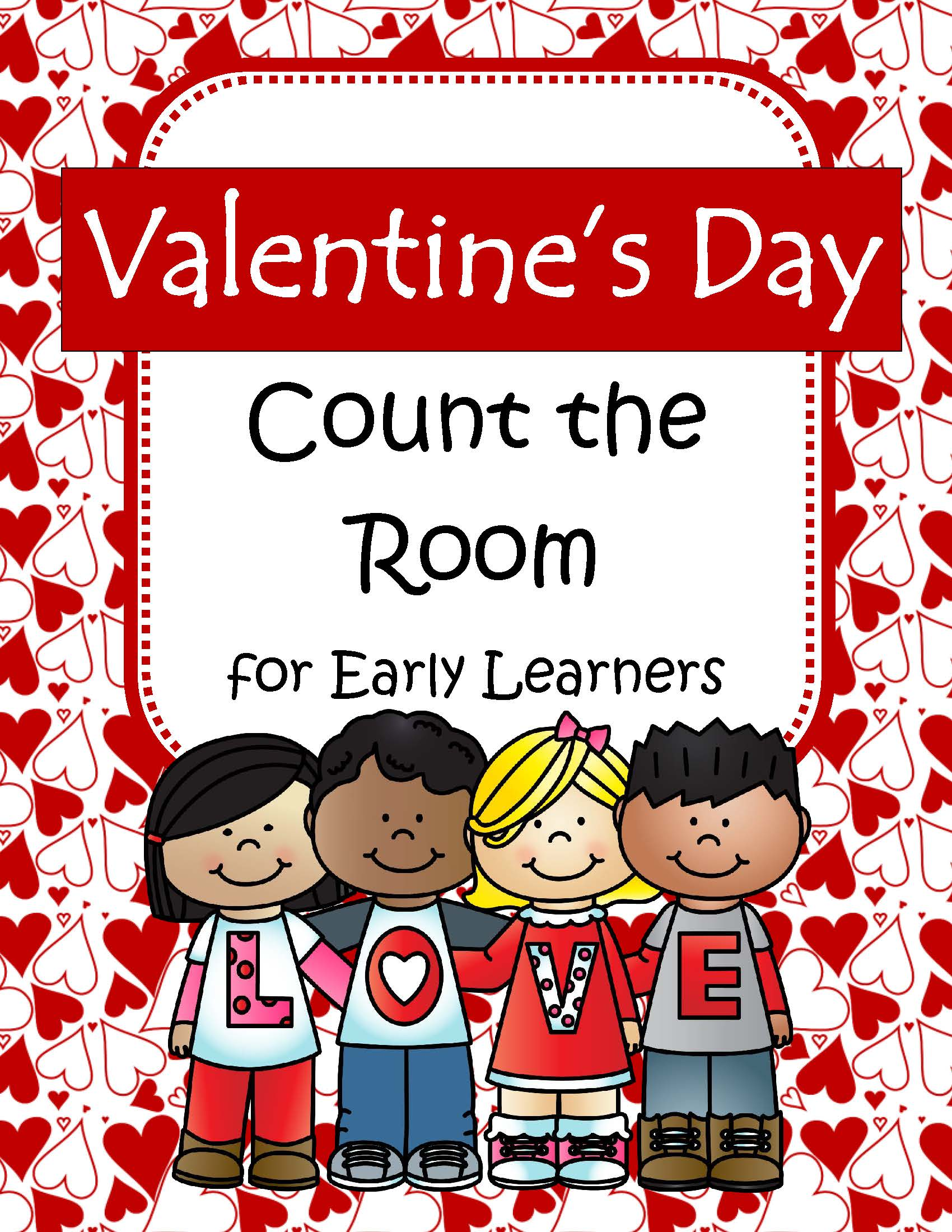 Valentine S Day Count The Room