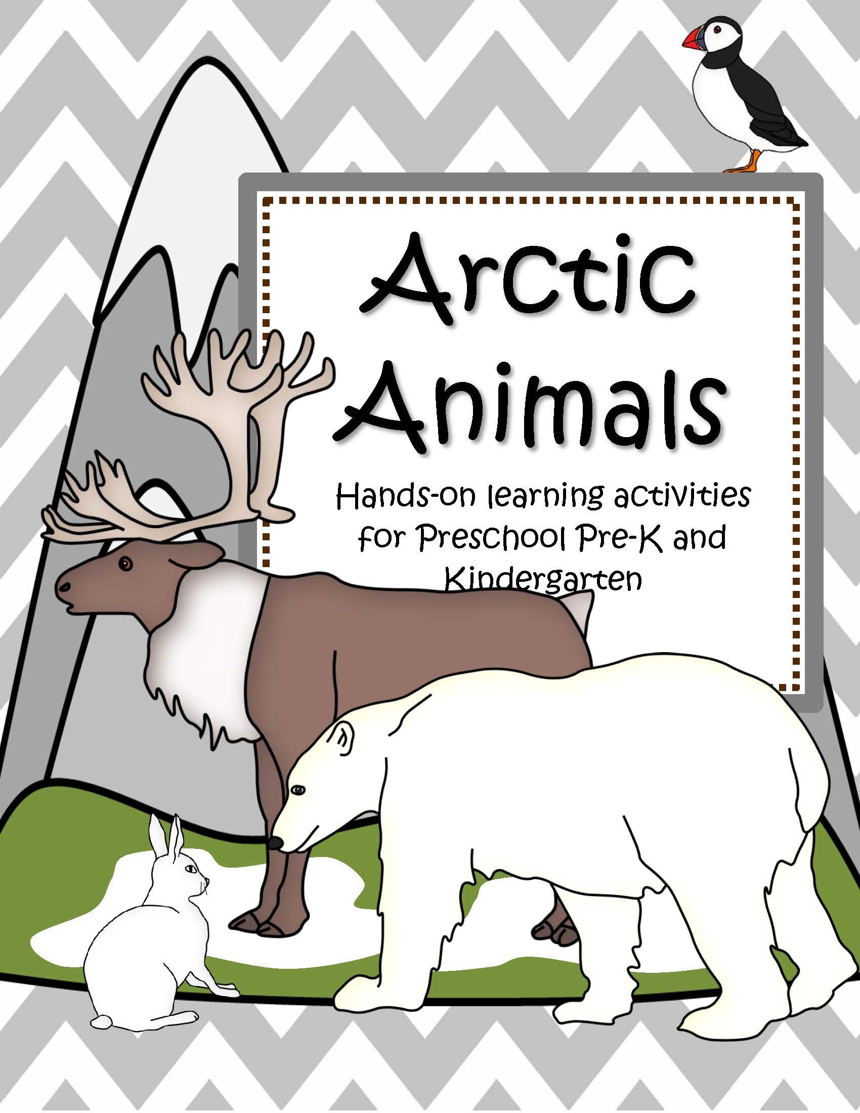Arctic Animals Pack