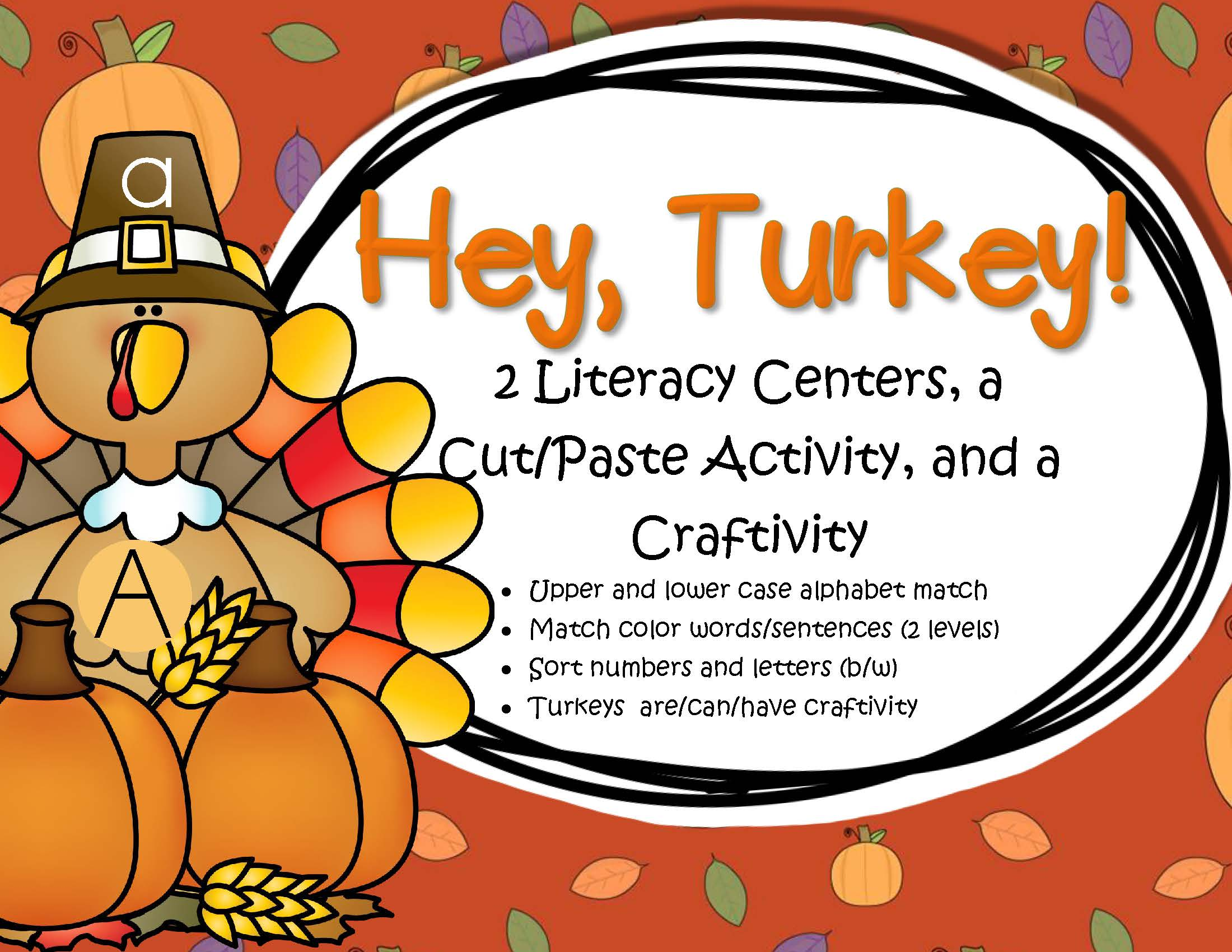 Turkey Literacy Centers