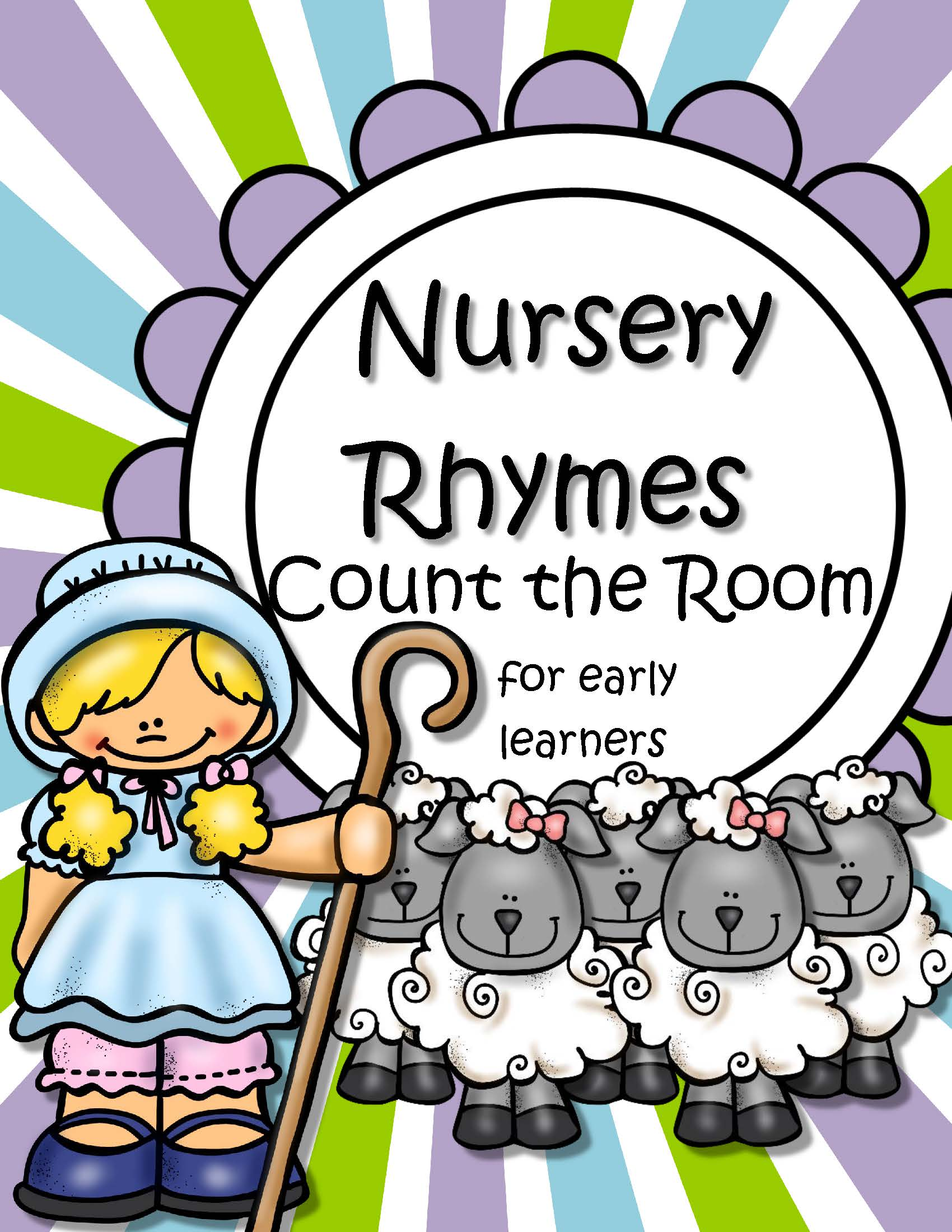 Nursery Rhymes Count The Room Activity For Early Learners