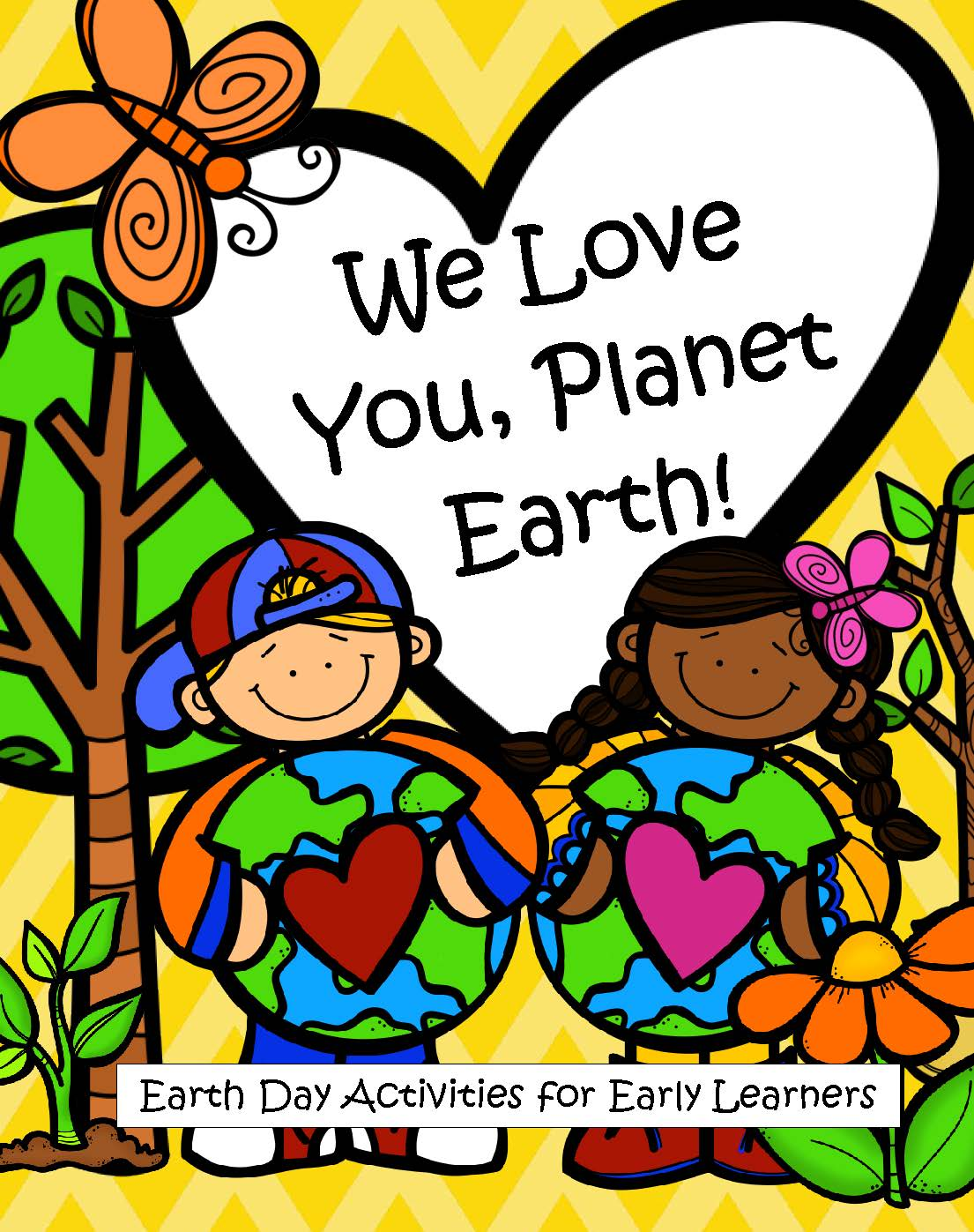 Earth Day Activities For Early Learners