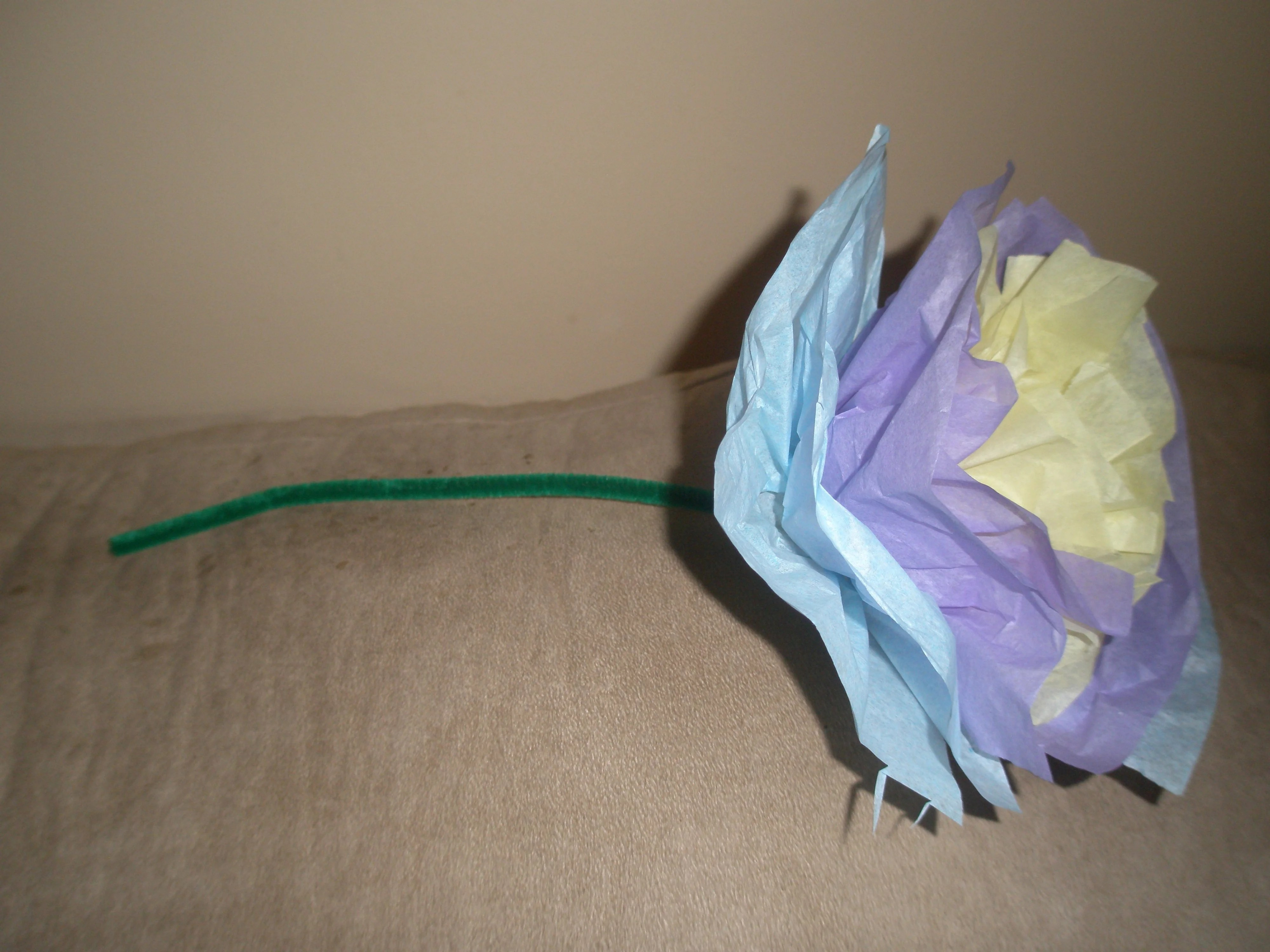How to make a tissue paper flower arts crafts projects for kids tips dhlflorist Images