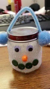Winter Themed Craft Ideas For Kids Snowman Snowflake Projects For