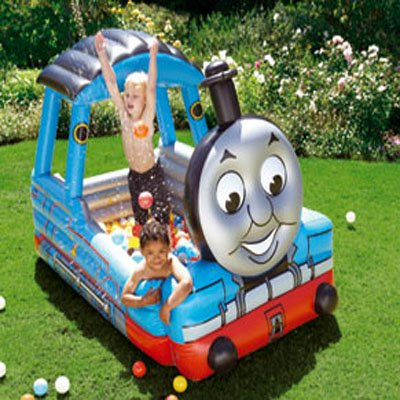 Thomas The Tank Engine Paddling Pool - Ideal For Kids Who Wants To Improve Their Imagination
