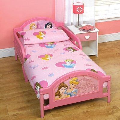 Disney Princess Junior Bed - Your Kids Junior Size Disney Bed