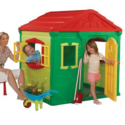 Jumbo Playhouse - Your Kids Unique Plastic Play House