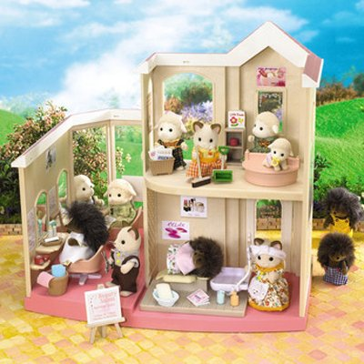 Sylvanian Families Beauty Salon