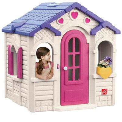 Step 2 Sweetheart Playhouse - Your Kids Perfect Colorful Cottage