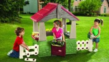 Home and Garden Playhouse