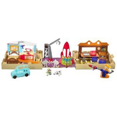 Toy Story Pop-Open Playworld