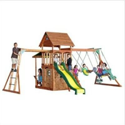 Saratoga Swing Set