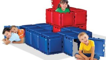 The Childrens Configurable Fort
