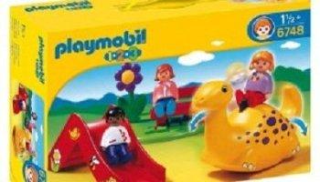 Playmobil 1.2.3 Playground Set