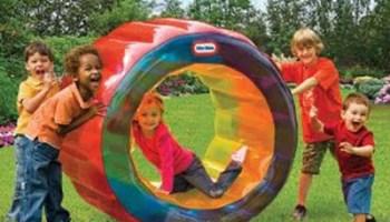 Little Tikes Bumper Wheel Fun Roller