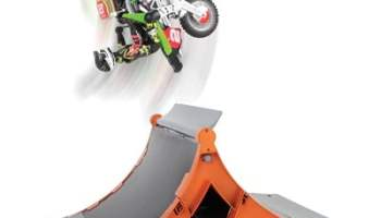 The Back Flipping Remote Controlled Motorcycle