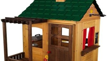 Kids Activity Playhouse by KidKraft