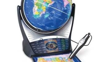 The Heavens And Earth Educating Globe