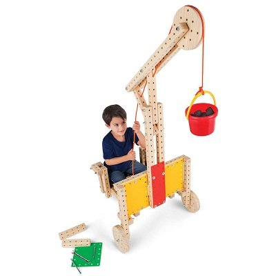 The Build-Your-Own Ride-On Set