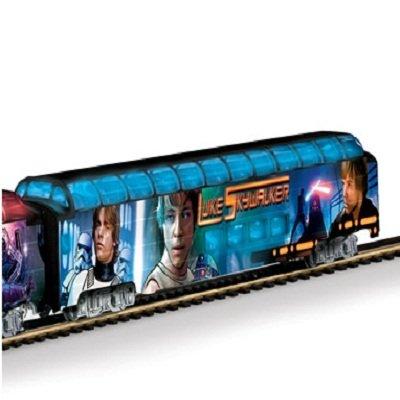 The Luminescent Star Wars Train 3