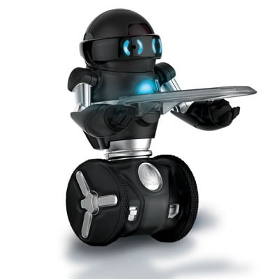 The Gesture Controlled Gyrobot 1
