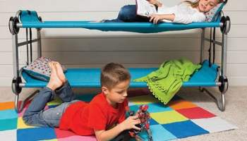 The Foldaway Childrens Bunk Beds