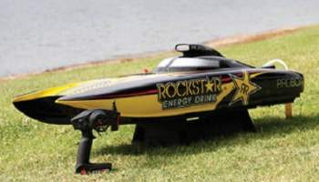The Competition Class RC Racing Boat