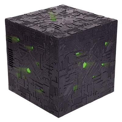 Star Trek Borg Cube Fridge 2
