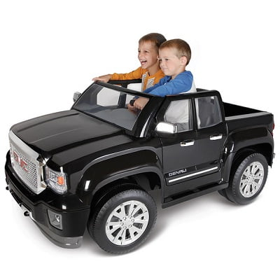 The Most Realistic Ride On Denali - An electric ride-on truck for kids that is a faithful replica of the GMC Sierra Denali