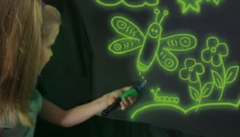 The Glow In The Dark Doodle Dome