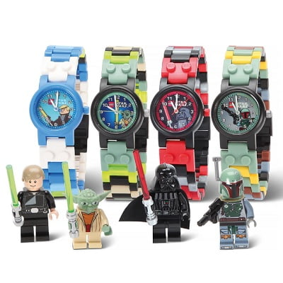 The Children's Star Wars Lego Watch