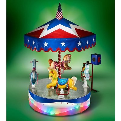 The All American Carousel