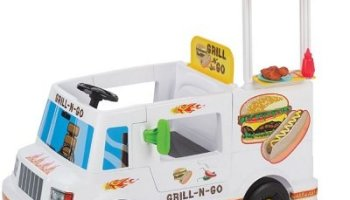 The Portable Grill Food Truck