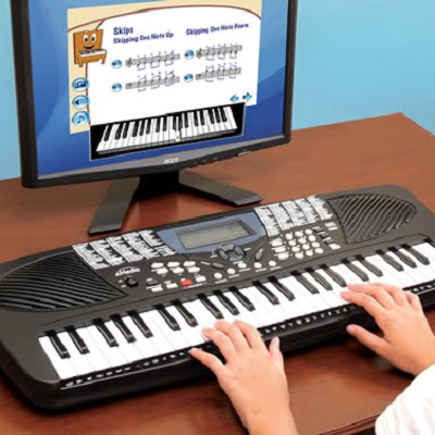 Learn-To-Play-Keyboard
