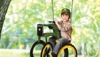 The John Deere Tractor Swing