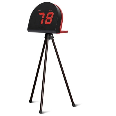 The Speed Sensing Pitching Trainer 1