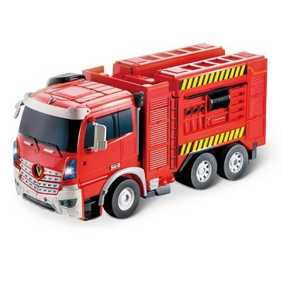 The Voice Activated Transforming Firetruck