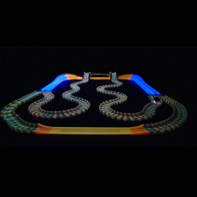 The Award Winning Glow In The Dark Racetrack