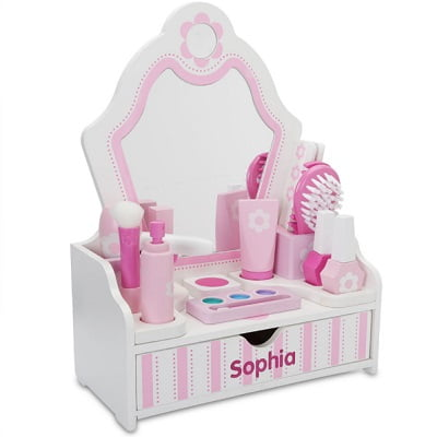 The Personalized Salon Playset 1