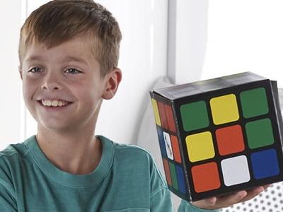 The 200 Trick Rubik's Magic Set 1