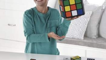 The 200 Trick Rubik's Magic Set