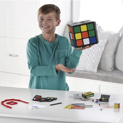 The 200 Trick Rubik's Magic Set
