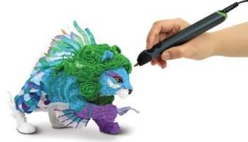 The 3D Printing Pen
