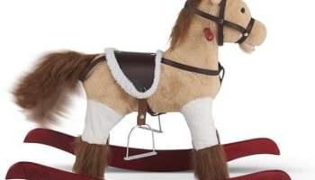 Realistic-Rocking-Horse