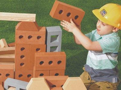 Jumbo Foam Construction Set 1