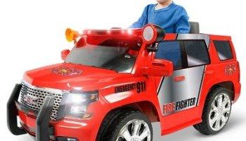 Denali-Firefighting-Ride-On