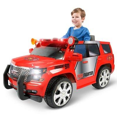 Denali Firefighting Ride On